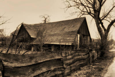 Photograph - Old Granary by Peter Fodor