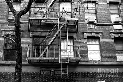 Photograph - Old Greenwich Village by John Rizzuto