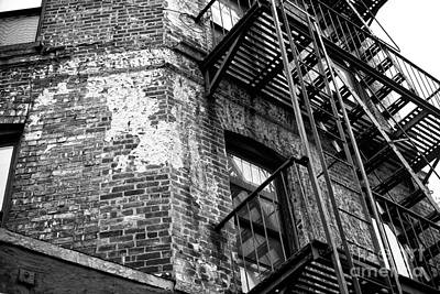 Photograph - Old Greenwich Village Living II by John Rizzuto