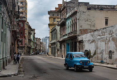 Photograph - Old Havana  by Art Atkins