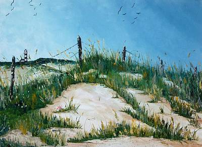 Painting - Old Head Of Kinsale by Conor Murphy