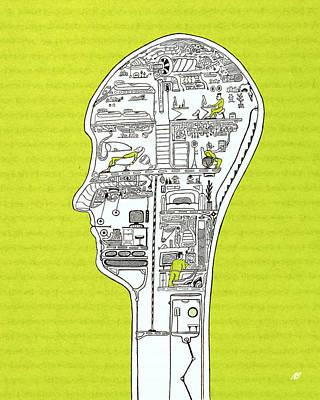 Old Head7 Original by Nik Bloomberg