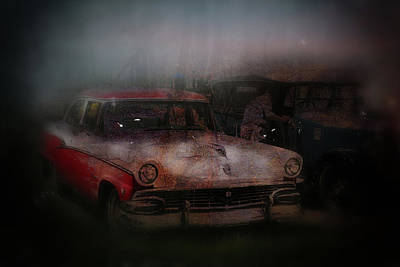 Photograph - Old Henry by Sue Masterson