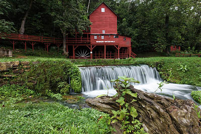 Old Masters - Old Hodgson Mill by Spirit Vision Photography