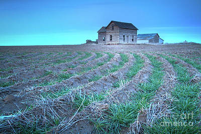 Photograph - Old Homestead by Idaho Scenic Images Linda Lantzy