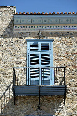 Photograph - Old House In Nafplio Town by George Atsametakis