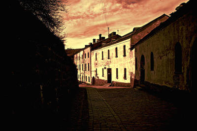 City Photograph - Old House by VRL Art