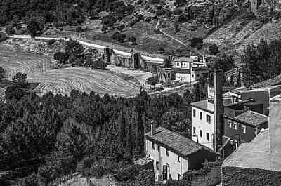 Photograph - Old Houses Of Ronda by Jenny Rainbow