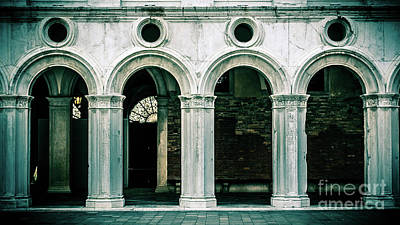 Photograph - Old Italy by Perry Webster
