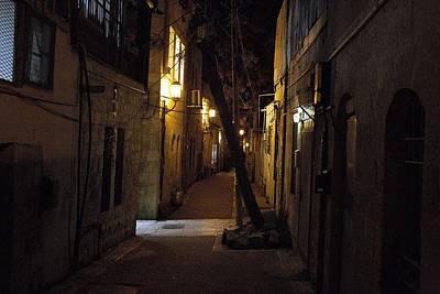 Photograph - Old Jerusalem by Shlomo Zangilevitch