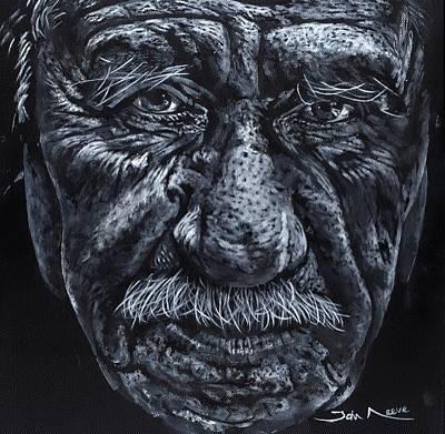 Painting - Old Joe by John Neeve