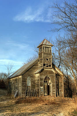 Photograph - Old Knox Church by Nikolyn McDonald