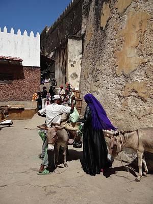 Exploramum Wall Art - Photograph - Old Lamu Town by Exploramum Exploramum