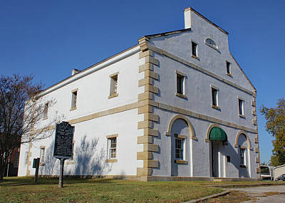 Photograph - Old Lancaster County Jail 17 by Joseph C Hinson Photography