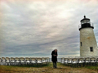 Photograph - Old Man And The Sea by Braden Moran