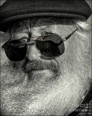 Photograph - Old Man And The Sea by James Dierker