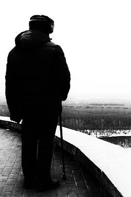 Photograph - Forgotten Horizon by John Williams