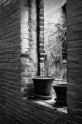 Photograph - Old Market - Omaha - Window Light  by Nikolyn McDonald