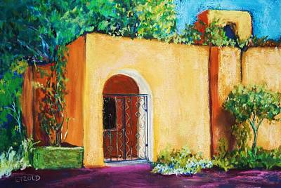 Painting - Old Mesilla by Melinda Etzold