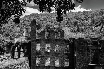 Photograph - old Mill 3 by James L Bartlett