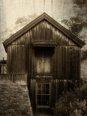 Photograph - Old Mill  by Julia Wilcox
