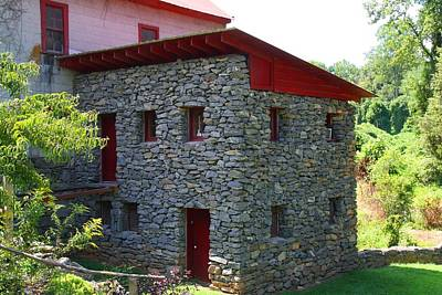 Photograph - Old Mill Of Guilford Annex by Kathryn Meyer