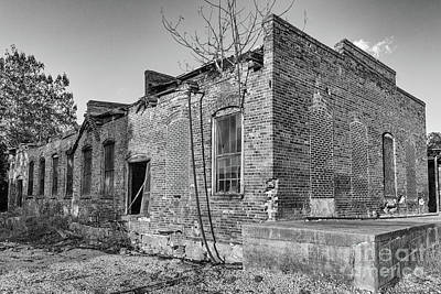Photograph - Old Mill Remains by Dale Powell