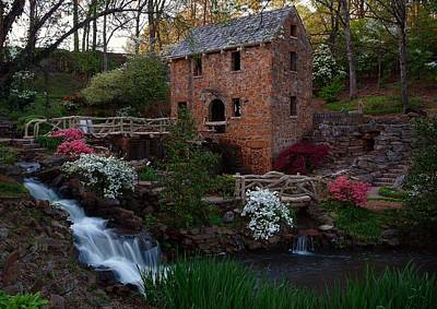 Photograph - Old Mill by Renee Hardison