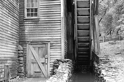 Old Mill Original by Ricardo Velasco