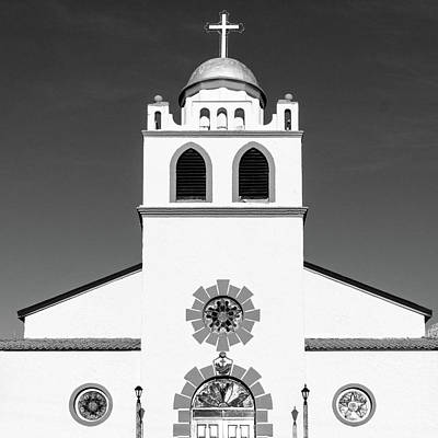 Photograph - Old Mission by SR Green