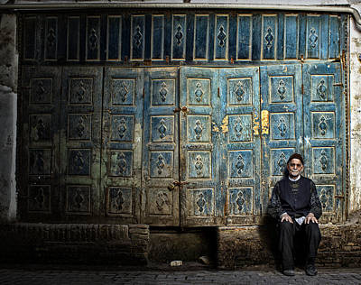 Iran Photograph - Old by Mohammad Reza Akhoondi