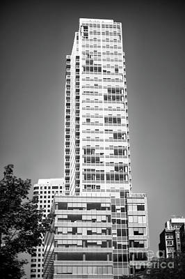 Photograph - Old Montreal Skyscraper by John Rizzuto