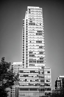 Photograph - Old Montreal Skyscraper by John Rizzuto
