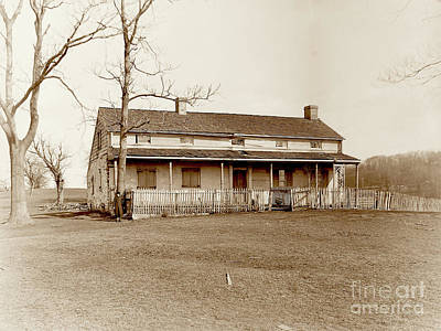 Photograph - Old Nagle Homestead by Cole Thompson