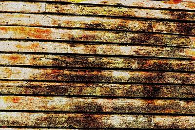 Digital Art - Old New England Clapboards by Cliff Wilson