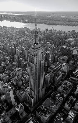Photograph - Old New New York  by Anthony Fields