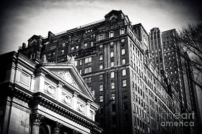 Photograph - Old New York In 2016 by John Rizzuto