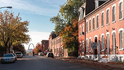 Photograph - Old North St. Louis by Scott Rackers