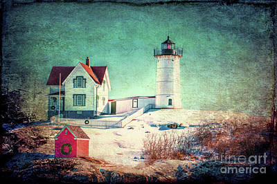 Photograph - Old Nuble Christmas by Rick Bragan