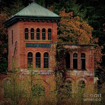 Photograph - Old Olympia Brewery by Patricia Strand