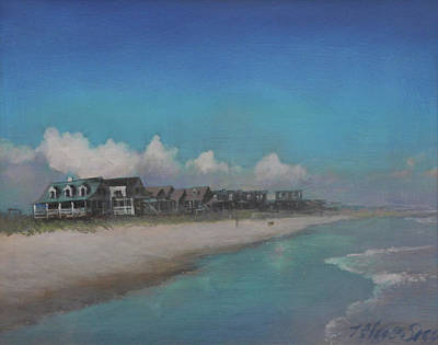Painting - Old Pawleys by Blue Sky