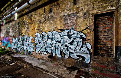 Photograph - Old Peters Factory 667 by Kevin Chippindall