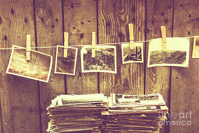 Album Photograph - Old Photo Archive by Jorgo Photography - Wall Art Gallery