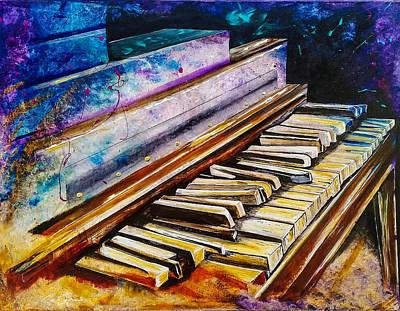 Old Piano Original