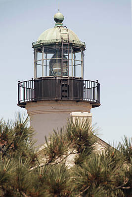 Photograph - Old Point Loma Lighthouse - 2 by Hany J
