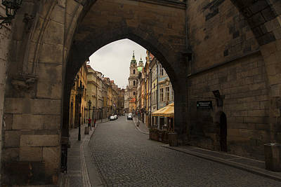 Photograph - Old Prague by Jed Holtzman