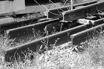 Old Rails Original by Rob Hans