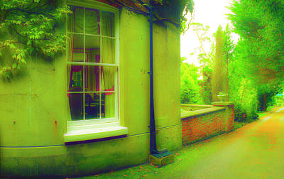 Photograph - Old Rectory by Jan W Faul