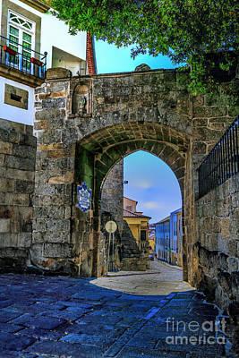 Photograph - Old Roman Gate by Rick Bragan
