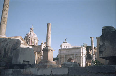 Photograph - Old Rome by Nacho Vega
